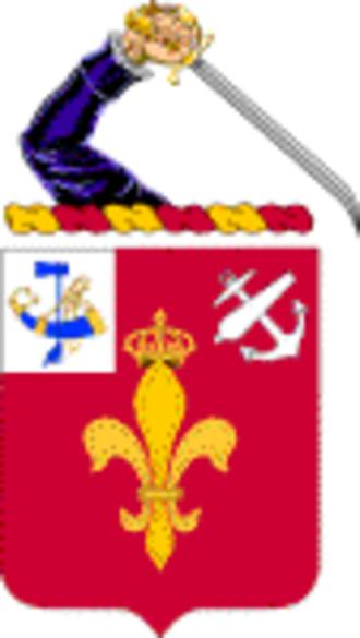 101st Field Artillery Regiment - Image: 101st FAR