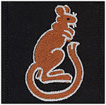 Il distintivo del 7th Armoured Division