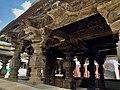 11th century Panchalingeshwara temples group, Kalyani Chalukya, Sedam Karnataka India - 91.jpg