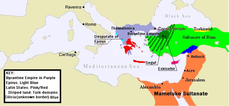 1328 Mediterranean Sea
