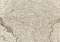 1800 Zara map Turkey in Europe and Hungary by Mathew Carey BPL 12328 detail 3.png