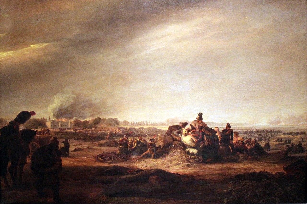 1814 Sattler Schlacht bei Dresden anagoria.JPG