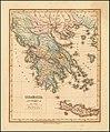 1823 map of Ancient Greece by Fielding Lucas, Jr.jpg