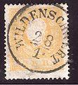 1858 Stamp Austria-Hungary 0010 II a, Ústí nad Orlicí, 28 January.jpg