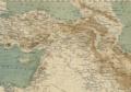 1883 Alep detail map L'Asie Antérieure by Perron BPL 10106.png