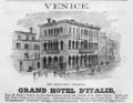 1885 Hotel Italie Venice ad Harpers Handbook for Travellers in Europe.png