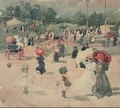 1897 FranklinPark Boston byMauricePrendergast MFABoston.png