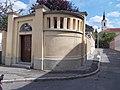 18 Zimmermann Street and Saint Anne Church, 2020 Pápa.jpg