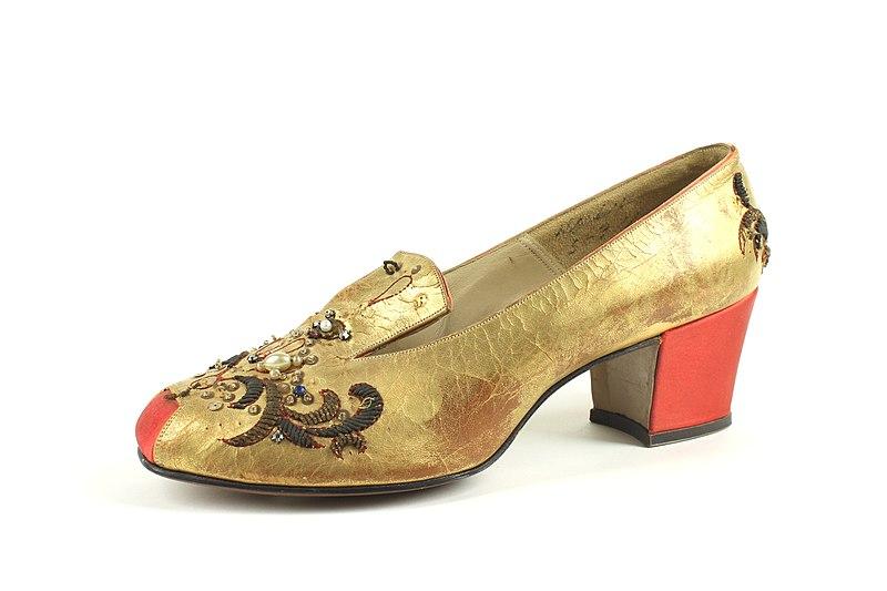 File:18th century shoe1.JPG