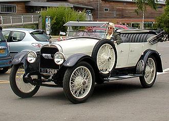 Hudson Motor Car Company - 1917 Hudson Phaeton