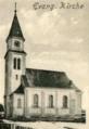 1924 Christdorf Evang. Kirche.png