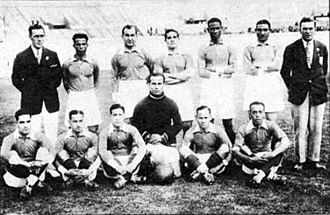 Football at the 1928 Summer Olympics - The Egyptian squad