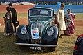 1939 Morris Eight - 8 hp - 4 cyl - WBA 6936 - Kolkata 2018-01-28 0733.JPG