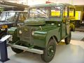 1948 Land Rover 80 Tickford Estate Heritage Motor Centre, Gaydon.jpg