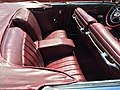 1951 Hudson maroon convertible at 2015 Shenandoah AACA meet 10.jpg