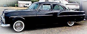 Packard 300 - A 1952 Packard 300.