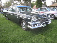 Dodge custom royal wikipedia for 1956 dodge custom royal 4 door
