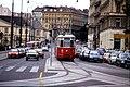 195L08150790 Ring – Bellariastrasse, Strassenbahn Linie 46, Typ C1 125.jpg
