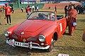1960 Volkswagen Karmann Ghia - 14 hp - 4 Cyl - WBC 2308 - Kolkata 2018-01-28 0728.JPG