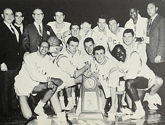 1964–65 UCLA Bruins men's basketball team - Image: 1965 UCLA Bruins