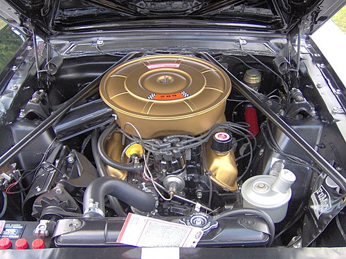Ford small block engine - Wikiwand