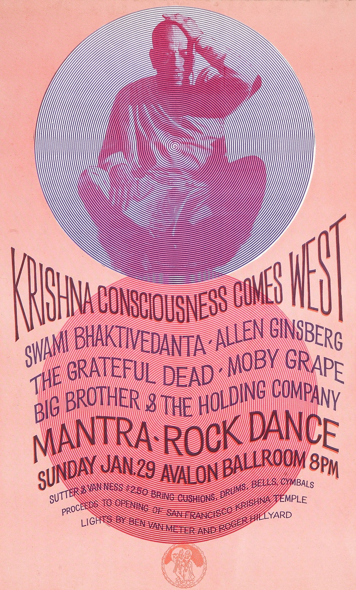 mantra rock dance