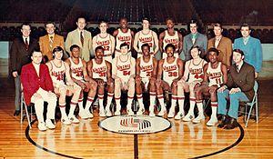 Portland Trail Blazers - The 1970–71 Portland Trail Blazers