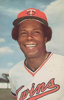 Rod Carew American baseball player and coach of Panamanian descent