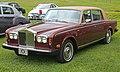 1979 Rolls-Royce Silver Wraith II, front left (Lime Rock).jpg