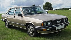Audi 200 (1979–1982)