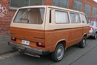 Volkswagen Type 2 (T3) -  Van