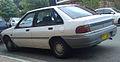 1990-1991 Ford Laser (KF) L 5-door hatchback 01.jpg