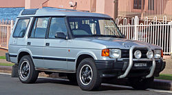 Land Rover Discovery (1989–1998)
