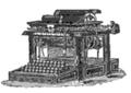 19th century Remington typewriter.png