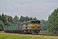 2ТЭ10М-2933, Россия, Смоленская область, перегон Заольша - Рудня (Trainpix 103680).jpg