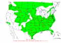 2002-10-29 24-hr Precipitation Map NOAA.png