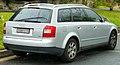 2002-2005 Audi A4 (8E) 2.0 Avant (2011-10-25) 02.jpg