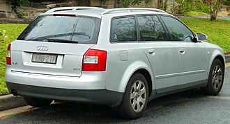 Audi A4 - Avant