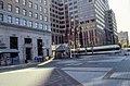 20020525 36 HB Light Rail @ Exchange Place (8283095978).jpg