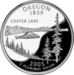 Quarter of Oregon