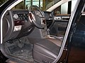 2006 Lincoln Zephyr interior.JPG
