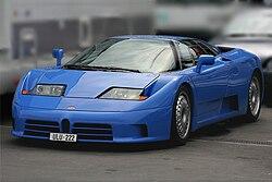 Bugatti EB110 – Wikipedia