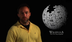 2007 Jimmy Wales appeal PSA video by Wikimedia Foundation.png