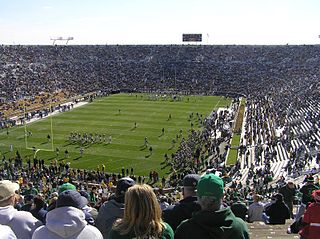 2007 Navy vs. Notre Dame football game