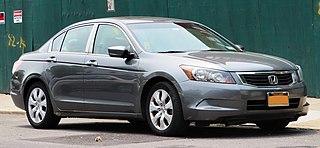 Honda Accord (North America eighth generation) Motor vehicle