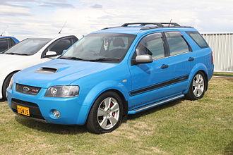 Ford Performance Vehicles - FPV F6X