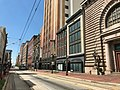 200 block of N. Howard Street (west side), Baltimore, MD 21201 (35452063525).jpg
