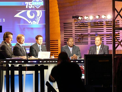 2010 NFL Draft ESPN set