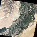 2010 Pakistan flood Khewali by Landsat-5 2010-08-09 big.jpg