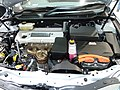 2010 Toyota Hybrid Camry (AHV40R MY10) Luxury sedan (2010-10-16) 03.jpg